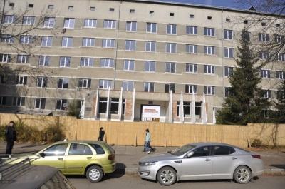 """У """"Батьківщині"""" заявили, що бюджет-2017 не передбачив кошти на добудову перинатального центру в Чернівцях"""