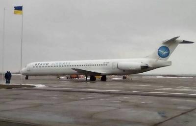 З Чернівців відправився перший пасажирський авіарейс до Єгипту