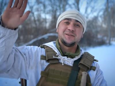 Ми тут для того, щоб у вас була рідна земля: бійці АТО записали вітання для українців з новорічними святами (ВІДЕО)