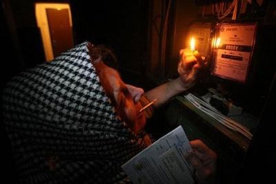 Сегодня 50 улиц Черновцов без света