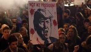 У Вашингтоні заарештували вже 90 незадоволених обранням Трампа