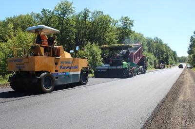 В прошлом году дороги Буковины отремонтировали на 250 миллионов