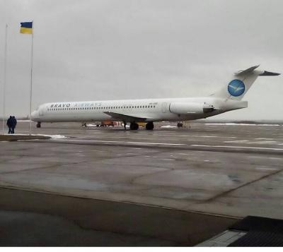 Самолеты в Египет из Черновцов уже не будут летать