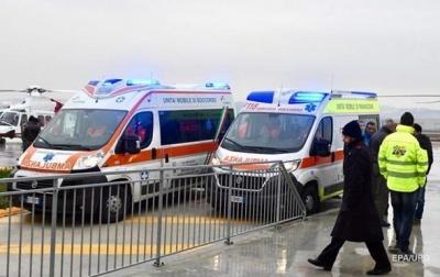 В Італії розбився і загорівся автобус зі школярами - є загиблі