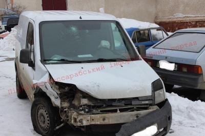 ДТП на Буковине - в лобовом столкновении есть пострадавшие (ФОТО)