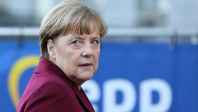 Меркель стане єдиним кандидатом на посаду канцлера від коаліції ХДС/ХСС