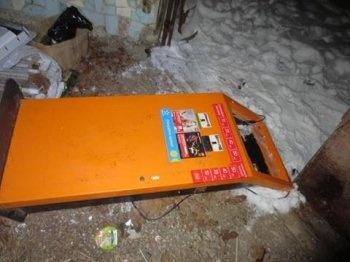 На Буковині з лікарні викрали «мобільний» термінал