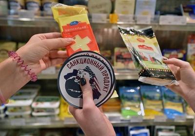 Росіян пропонують штрафувати за зберігання санкційних продуктів