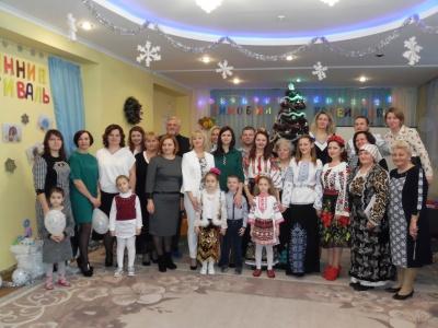 В черновицком детском саду начали семейный фестиваль (ФОТО)