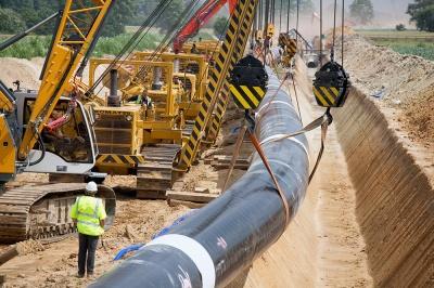 Росія хоче гарантій від ЄС, для будівництва газогону в обхід України