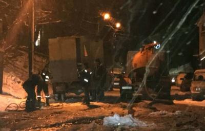 Из-за аварии на улице Хмельницкого центральные улицы Черновцов без воды
