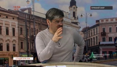 У Чернівцях прокуратура не виявила антидержавницьких закликів у заяві журналіста про зброю