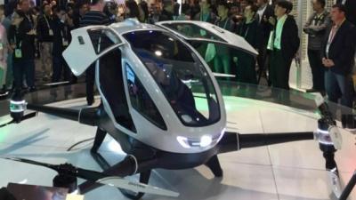 Вчені представили авто, що зможе літати