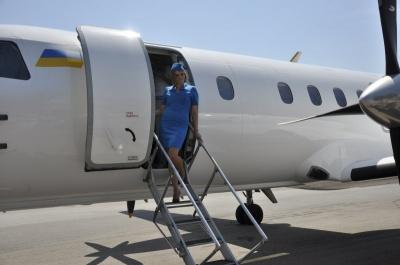 За півроку аеропорт Чернівців перевіз 13,5 тисячі пасажирів