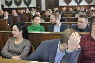 Сьогодні — продовження січневої сесії міськради Чернівців