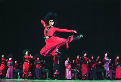 До Чернівців завітає грузинський балет «Сухішвілі»