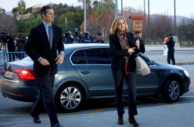 В Испании мужа принцессы осудили на 6 лет за мошенничество