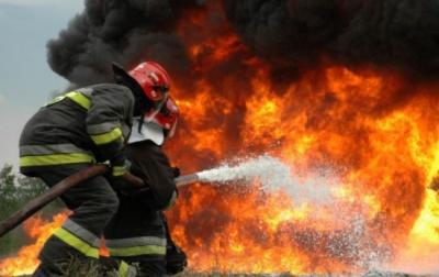 Двоє військових загинули та один травмувався через пожежу у військовій частині на Сумщині