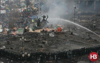 День Небесної Сотні. Фільм-спогад журналістів, які були свідками розстрілів на Майдані