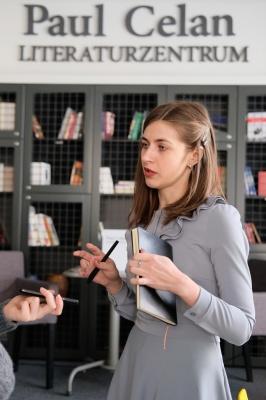 У Літературному целанівському центрі стартує «Тиждень видавництва»