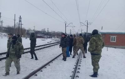 Учасники блокади Донбасу збираються заблокувати залізничне сполучення з Росією