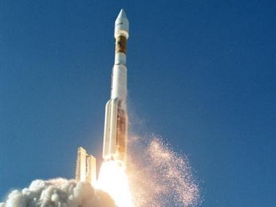 Компанія SpaceX здійснила вдалий запуск космічного корабля Dragon