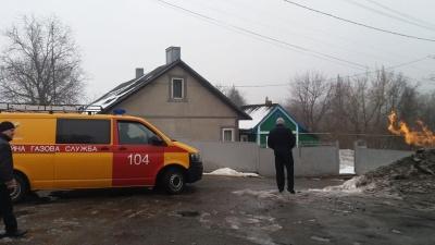 Під час робіт у Чернівцях вибухнув газ