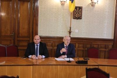 Фищук заявив, що Буковина готова до будь-яких ситуацій в енергетичній сфері