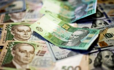 На обслуживание госдолга Украина потратила почти 100 мильойнов