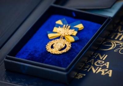 Оголосили цьогорічних лауреатів Шевченківської премії