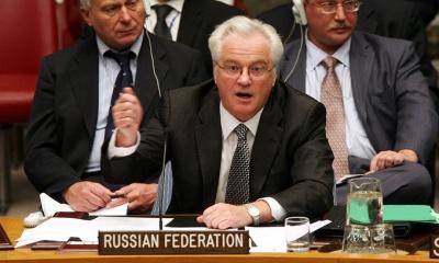 Помер постпред Росії в ООН Чуркін