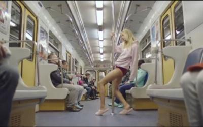 Известный DJ и экс-менеджер Daft Punk снял клип в Киеве