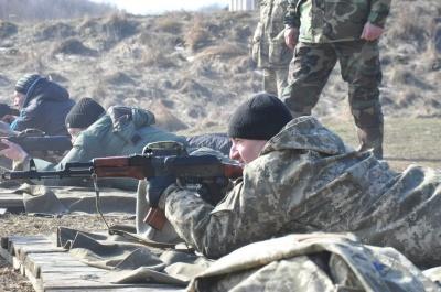 На полигоне «Прибан» на Буковине - выстрелы: происходят военные учения (ФОТО)