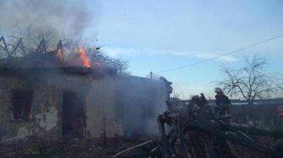 У Чернівцях поліція виявила безхатченка, якого підозрюють у підпалі будинку