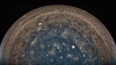 Вчені NASA показали унікальний знімок Юпітера