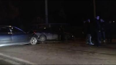 У Чернівцях зіткнулись дві іномарки - постраждала одна особа