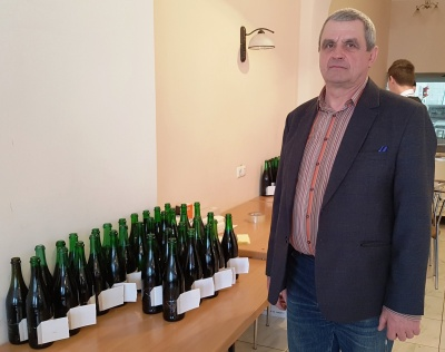 На Буковине состоялась дегустация вин