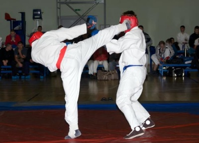 Рукопашники змагалися у чемпіонаті Чернівців