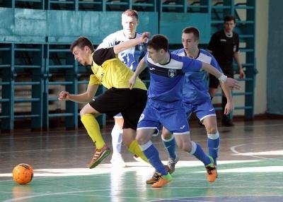 """Чернівецький футзальний клуб """"Епіцентр"""" завершив свої виступи у першій лізі"""