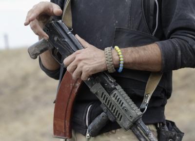 Український офіцер застрелив колегу на фронті