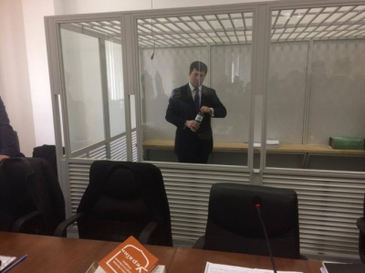 Апелляционный суд оставил Насирова под стражей. Залог 100 миллионов