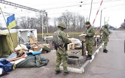 СБУ звільнила всіх затриманих учасників блокади ОРДЛО