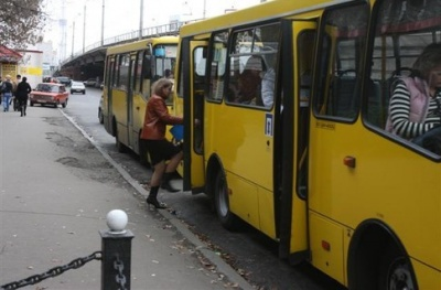 Новий тариф на проїзд у маршрутках Чернівців міська влада називає тимчасовим