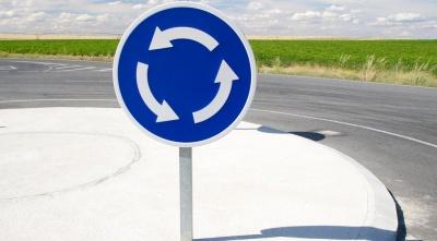 На великому перехресті в Чернівцях запровадять експериментальний кільцевий рух