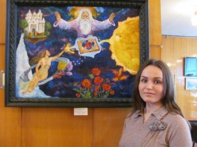 Психолог із Буковини малює картини на філософські теми