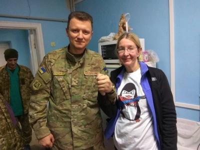 Лікар-хірург із Чернівців – про ситуацію в зоні АТО