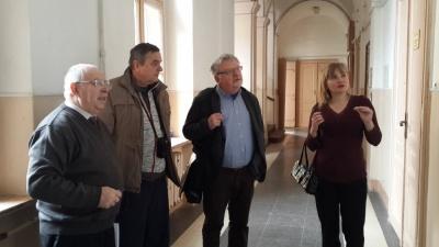 Черновцы посетила делегация словенского города Блед