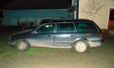 Полиция задержала буковинца, который обокрал авто