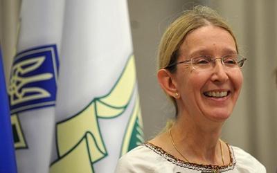 Не ждали? Министр здравоохранения Ульяна Супрун завтра посетит буковинские больницы без предупреждения