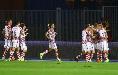 Українська збірна поступилася хорватам у відбірковому матчі Чемпіонату світу-2018 з футболу
